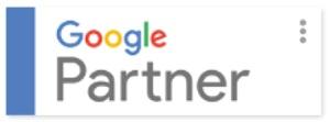 Google partner logo.